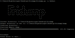 fridump Safari